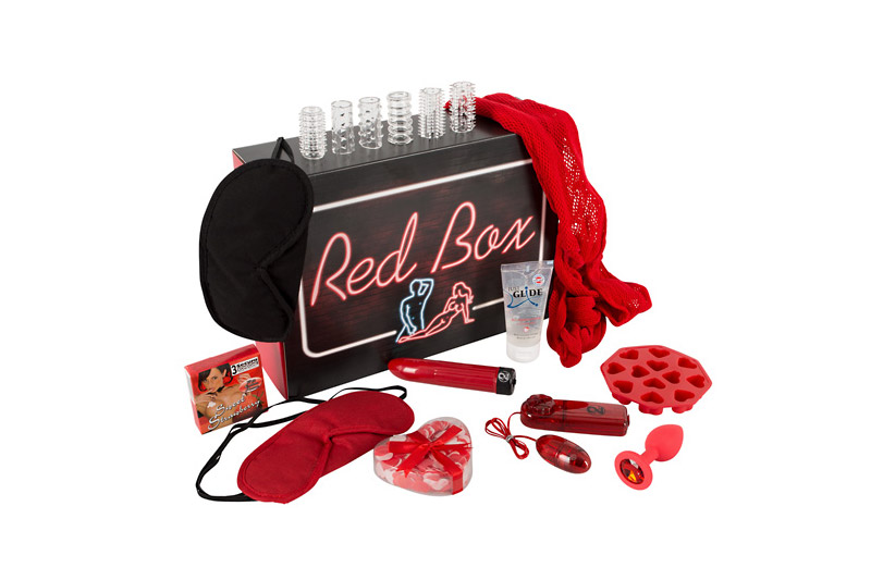 Red Box 10Pz Speciale Natale