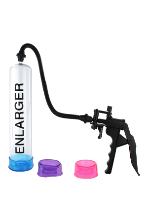 Sviluppatore Pene X Factor Enlarger Pump