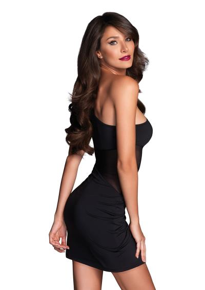 DRESS MARILYN BLACK L