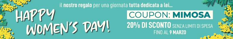 Extrasconto 20% coupon MIMOSA!!!
